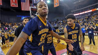 Murray State First To Make Big Dance