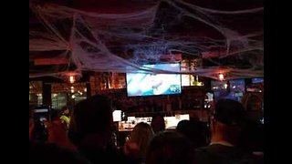 Crowd Goes Wild in Boston Bar as Red Sox Win World Series