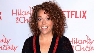 """Michelle Wolf Says Trump """"Doesn't Have A Big Enough Spine"""" To Attend White House Correspondents' Dinner"""