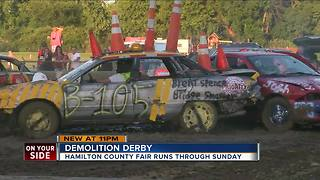 Demolition derby - Video