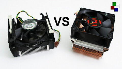 Battle Of The Coolers - Socket 478