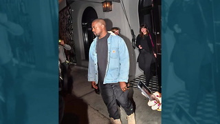 Conservative Activists Candace Owens, Charlie Kirk Meet With Kanye West