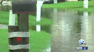 King tides not as severe now in Martin County - Video