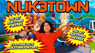 Nuketown is free for everyone on Black Ops 3 - Video