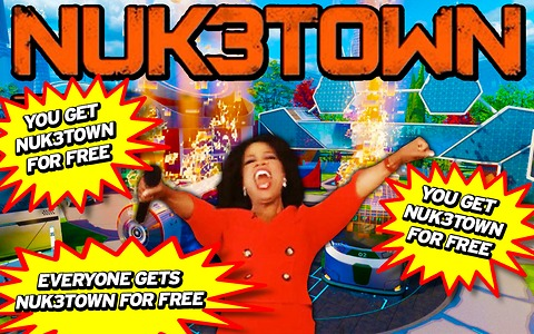 Nuketown is free for everyone on Black Ops 3