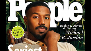Michael B. Jordan is PEOPLE's Sexiest Man Alive