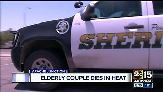 How heat related deaths with the elderly can be prevented