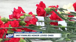 3407 families honor loved ones