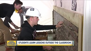 Mentor High School students learn hands-on skills in unique technical education program