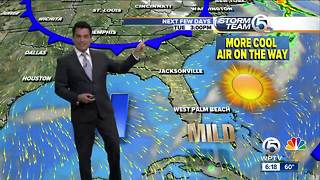 South Florida weather 12/9/17 - 6pm report - Video