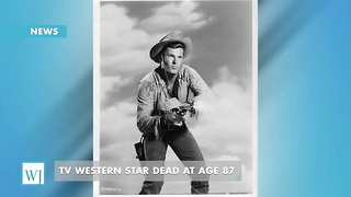 TV Western Star Dead At Age 87
