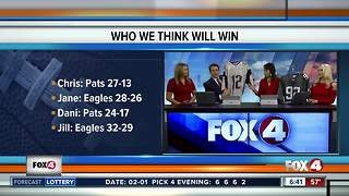Super Bowl Picks? Ask the Fox 4 Morning News Experts - Video
