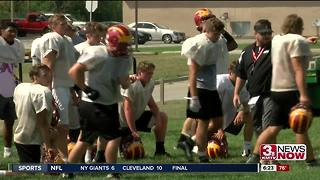 OSI Prep Pigskin Preview: Omaha Roncalli - Video