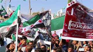 Syrians Across World Gather for 'Syrian Day of Rage' - Video