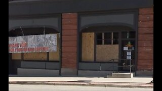 Grand Rapids businesses affected by violent protests