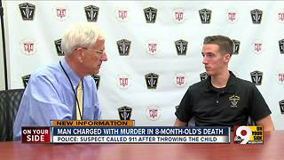 Police: Man called 911 after throwing, killing baby - Video