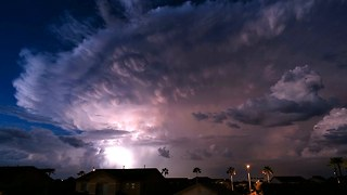 Tempest Timelapse: Storm Chaser Reveals Tricks Of His Trade - Video