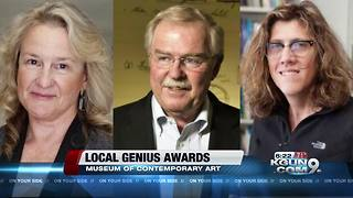 Visionary Tucsonans names 2018 MOCA Local Geniuses - Video