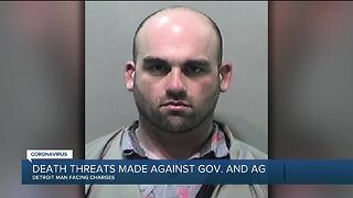 Detroit man charged for allegedly making credible threats to kill Whitmer, Nessel