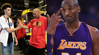 LaVar Ball Explains Why Lonzo Will Be BIGGER Than Kobe Bryant - Video