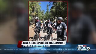 Mount Lemmon gets new Pedego Electric Bike store