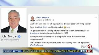 Florida lawyer wants to add recreational marijuana to ballot in 2020 - Video