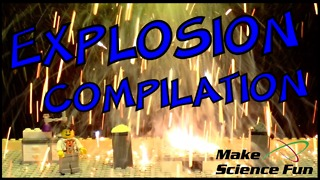 Explosion compilation makes Science extremely fun - Video