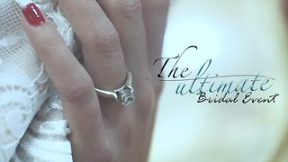 he first bridal event of the year in town, the Ultimate Bridal Event, is scheduled for  January 7th - Video