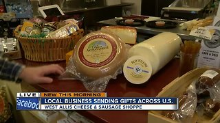 Local business sending gifts across U.S.