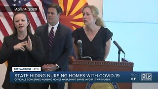 State not revealing nursing homes with COVID-19 cases