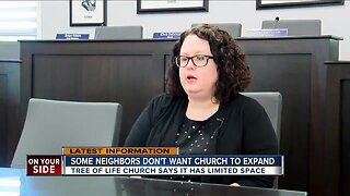 Church wants to expand, but some neighbors raise concerns