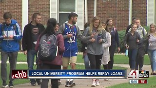 Local university program helps repay loans - Video