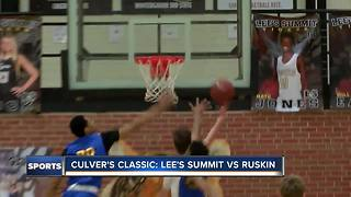 High school hoops on MLK Jr. Day - Video