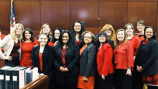 Nevada Becomes First US State With a Female-Majority Legislature - Video