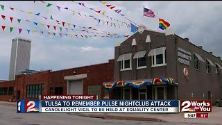 Tulsa vigil for Pulse nightclub - Video