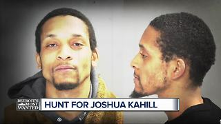 Detroit's Most Wanted: Joshua Kahill - Video
