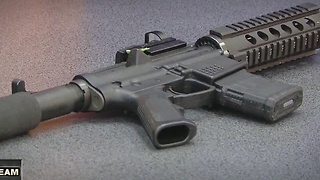 Law Enforcement concerned about homemade Ghost Gun - Video