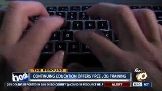 Free online job training through SD Continuing Education