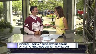 Pitch for Detroit: Kickball at Wayne State
