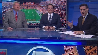 Xfinity Sports Xtra: Woody, Troy, and Lionel talking Broncos coaching search - Video