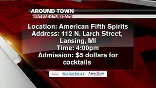 Around Town 4/2/18: Rat Pack Tuesdays - Video