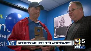 Goodwill employee retires after 45 years! - Video