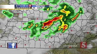 Kelly's Afternoon Forecast: Thursday, July 27, 2017 - Video