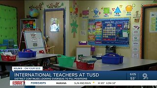 TUSD continues hiring international teachers to help reduce teaching vacancies