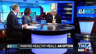 414ward: Making healthy meals an option - Video
