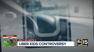 Underage girls take Uber ride from Surprise to Phoenix