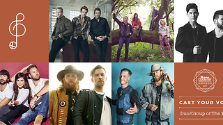 Duo/Group of the Year | Rare Country Awards - Video