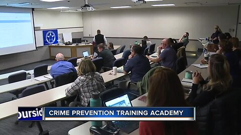 Crime Prevention Training Academy