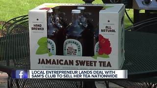 Detroit business Ellis Island Tea goes national