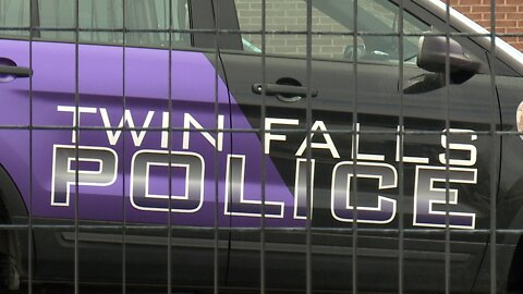 Twin Falls Police attending peaceful vigil